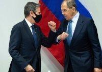 Госсекретарь США позвонил Лаврову