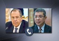 Главы МИД России и Малайзии обсудили политические контакты двух стран