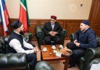 ДУМ РТ посетил известный исламский ученый Саид Фуда