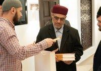 Издательский дом «Хузур» посетил исламский ученый Саид Фуда