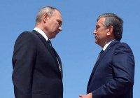 Президент Узбекистана посетит Россию