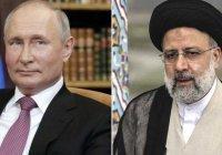 В Кремле рассказали о подготовке встречи президентов России и Ирана