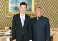 Минниханов встретился с генконсулом Казахстана