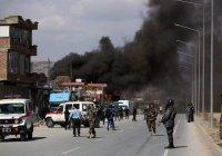 В Афганистане более 100 человек погибли при взрыве в мечети