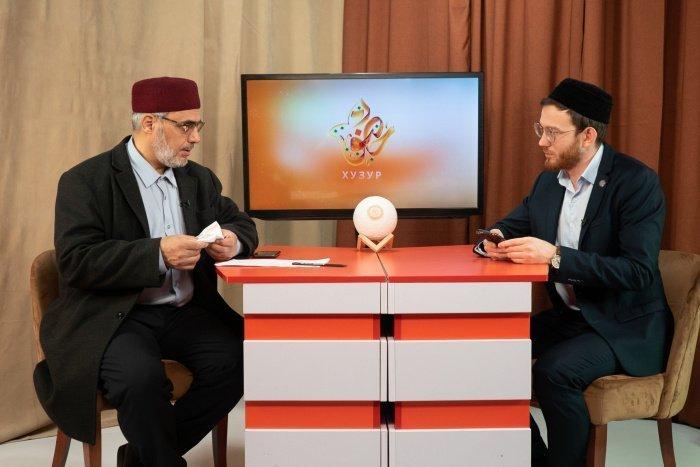 Саид Фуда - богослов в области каляма, логики и основ исламской юриспруденции.