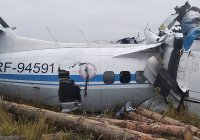 В Татарстане разбился самолет, погибли 16 человек