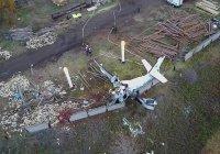 В Татарстане – траур по погибшим в авиакатастрофе под Мензелинском