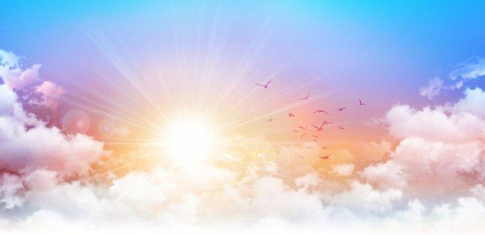 Рай окружен поклонением и послушанием.