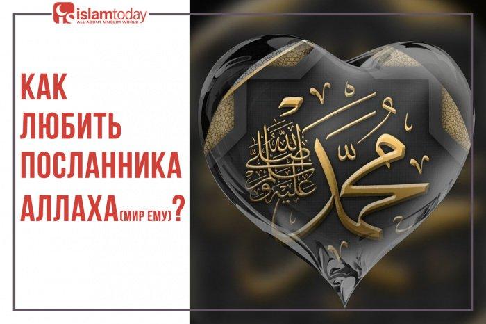 Насколько сильно можно любить посланника Аллаха ﷺ и в каких пределах допустимо проявлять свои чувства к нему? (Фото: Pinterest).