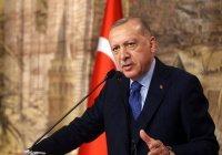 Эрдоган заявил о «переполненной чаше терпения» из-за Сирии