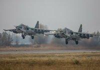 Россия перебросила военные самолеты к границе с Афганистаном