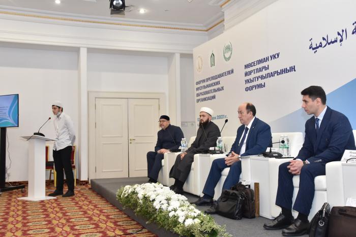Муфтий отметил важность получения религиозного образования