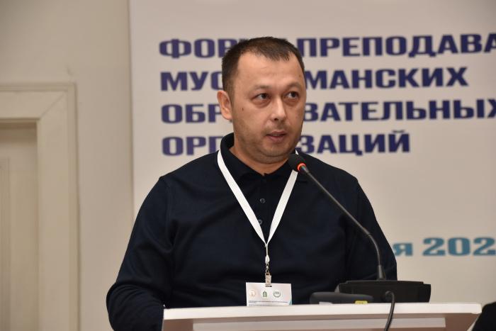 Джалиль Мустафин.