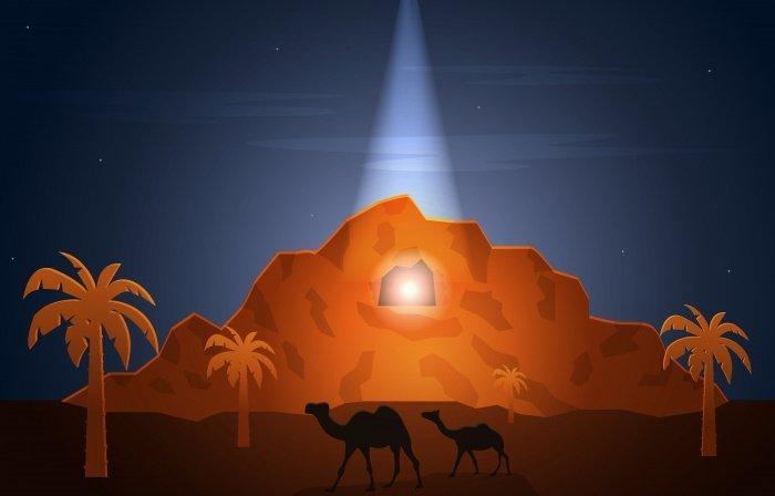 Откровение пришло Пророку ﷺ, когда ему было 40 лет.