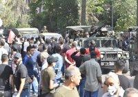 Не менее шести человек погибли в Бейруте в результате стрельбы