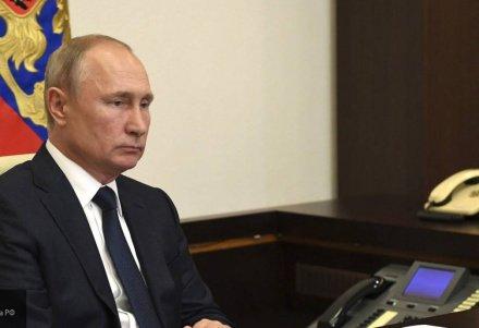 Путин: ситуация в Афганистане угрожает странам СНГ