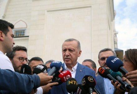 Эрдоган оценил роль России в обеспеченности Турции газом