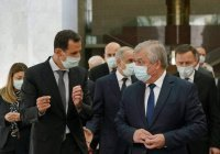 Асад и спецпредставитель президента РФ обсудили борьбу с терроризмом