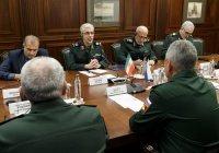 Шойгу: Россия готова развивать отношения с Ираном в военной сфере