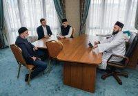 Муфтий Татарстана провел приёмный день