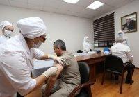 Чечня выполнила план по вакцинации от COVID-19 на 90%
