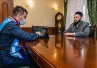 Руководство ДУМ РТ приняло участие во Всероссийской переписи населения