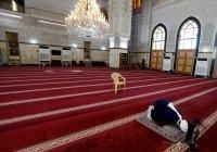 Стало известно, будут ли работать мечети во время «нерабочих» дней