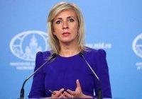 Мария Захарова: «Суданцы могут и должны самостоятельно решать внутренние проблемы»