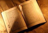 Сколько букв и слов в Коране?