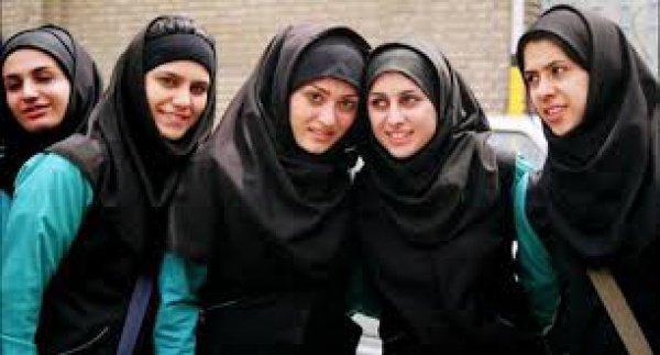 Правильный исламский хиджаб