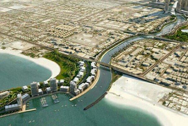 В Дубаи нет привычной канализации