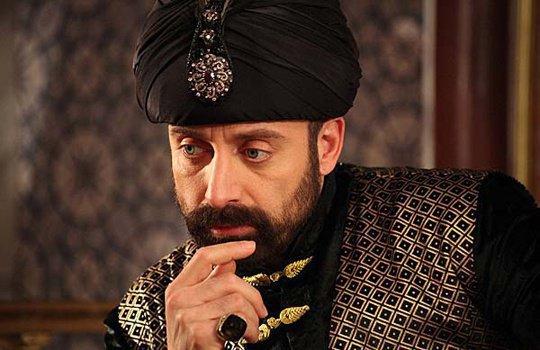 Одиночество султана Сулеймана Великолепного (Великолепный Век)
