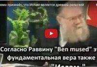 Иудей признал, что Ислам - религия Ноя и Адама (видео)