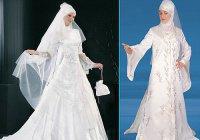 Невесты-мусульманки из разных стран мира