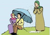 Анонимная исламская линия доверия: я узнала, что муж хочет взять вторую жену...