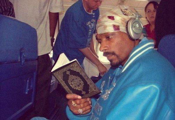 Может, из-за Snoop Dogg известный рэпер Тимати принял Ислам?