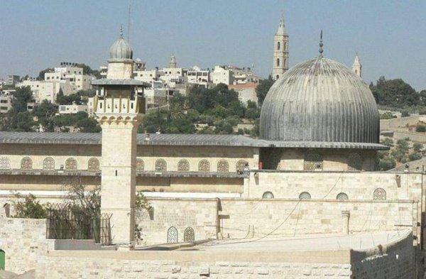 Мечети аль-Акса грозит снос