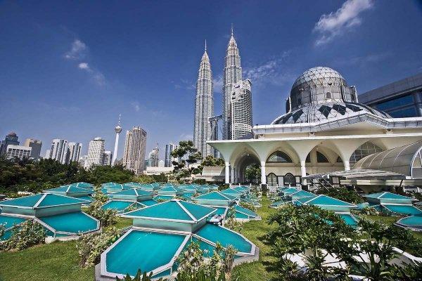 10 самых богатых мусульманских стран мира