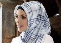 Шарфик вместо хиджаба: допустимо ли вместо хиджаба покрывать лишь одну десятую часть головы?