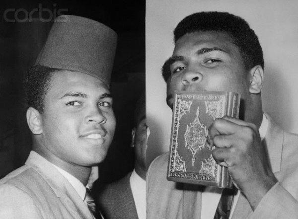 Мухаммад Али: Жизнь в Исламе