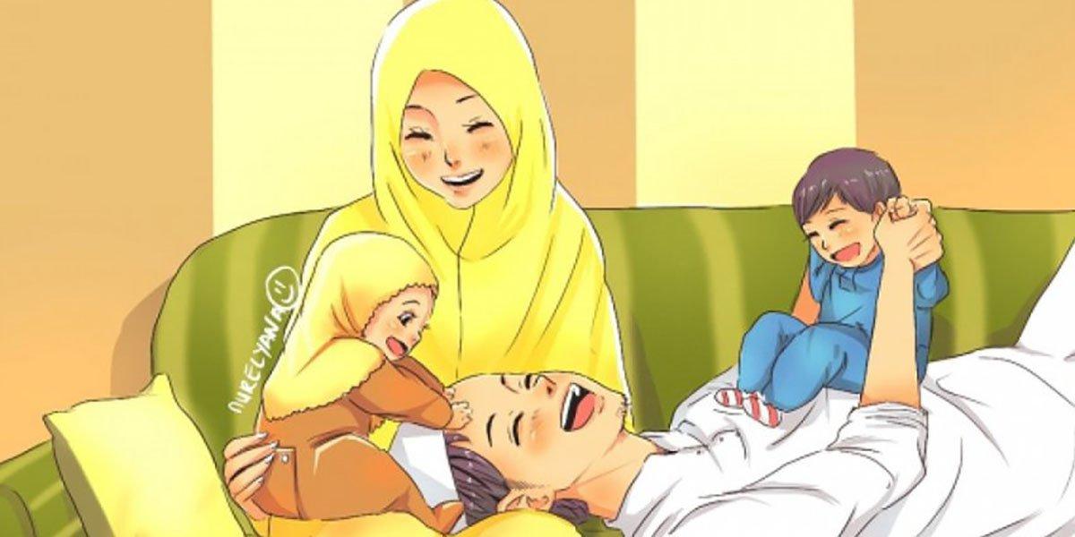 Какую награду получит женщина, если достигнет  довольства своего мужа