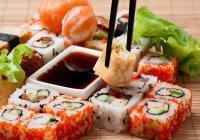 Можно ли есть суши и морские звезды?