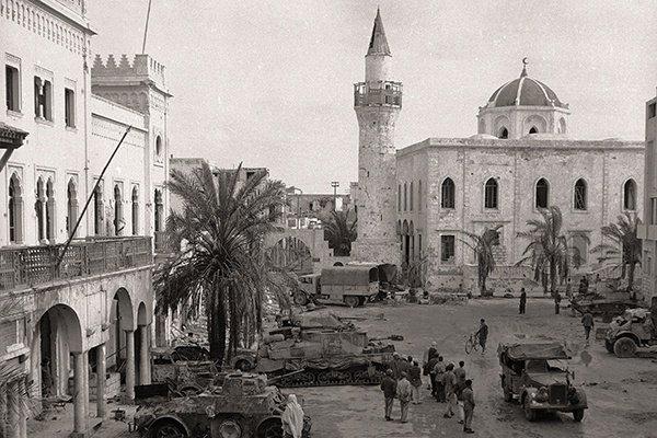 Иран во время второй мировой войны