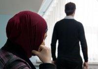 Может ли мужчина находиться с чужой женщиной наедине в комнате или машине?