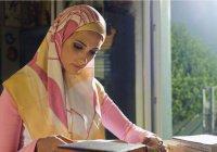 Попробуйте снять с мусульманки никаб