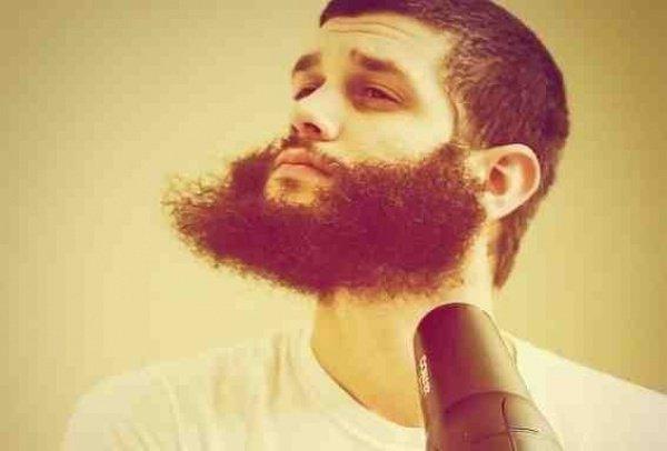 Отращивание бороды – обязанность мусульманина