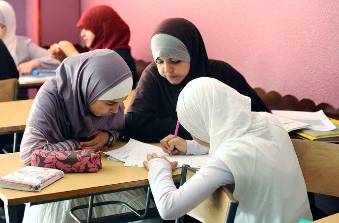 Мусульманские школы