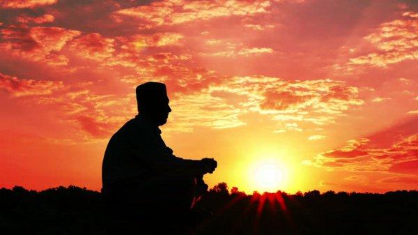 Предрассветное время - лучшее время для поклонения