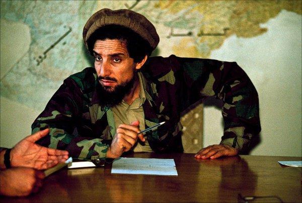 Ахмад Шах Масуд. Источник: fergananews.com