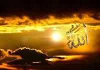 Аллах не изменит нашего положения, пока мы не изменим себя